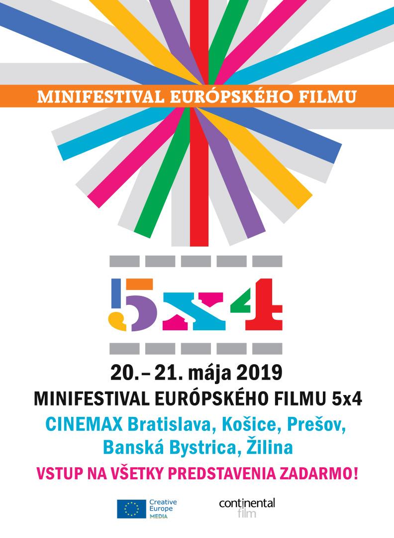 817919eeb Minifestival európskeho filmu 5x4 - vstup ZADARMO