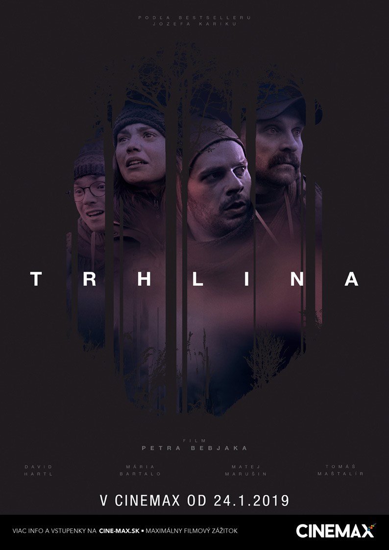 Image result for trhlina