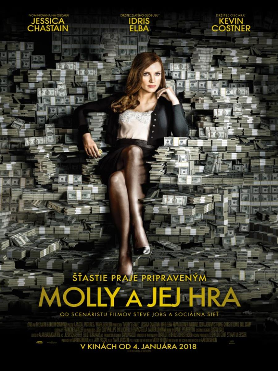 Molly a jej hra (2017) Online filmy a serily