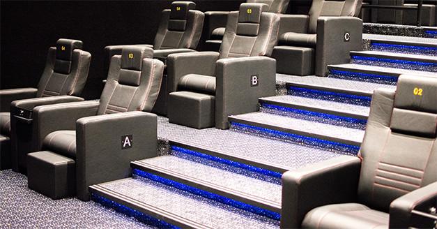 eb0d9ed4a VIP Lounge - najväčšie pohodlie v kine